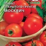 Томат открытого грунта Москвич
